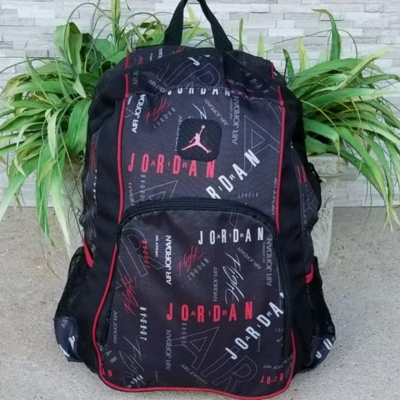 7a005c60f6 Nike AIR JORDAN Backpack   Bookbag. M 5be0b3b5e944baa6f0b6c1b5